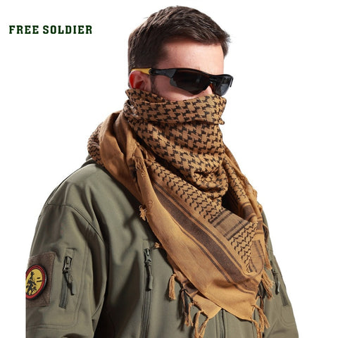 Tactical Windproof Scarf