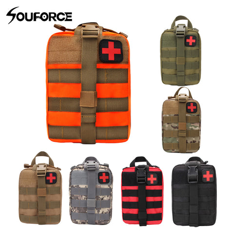 Tactical Emergency First Aid Kit Bag