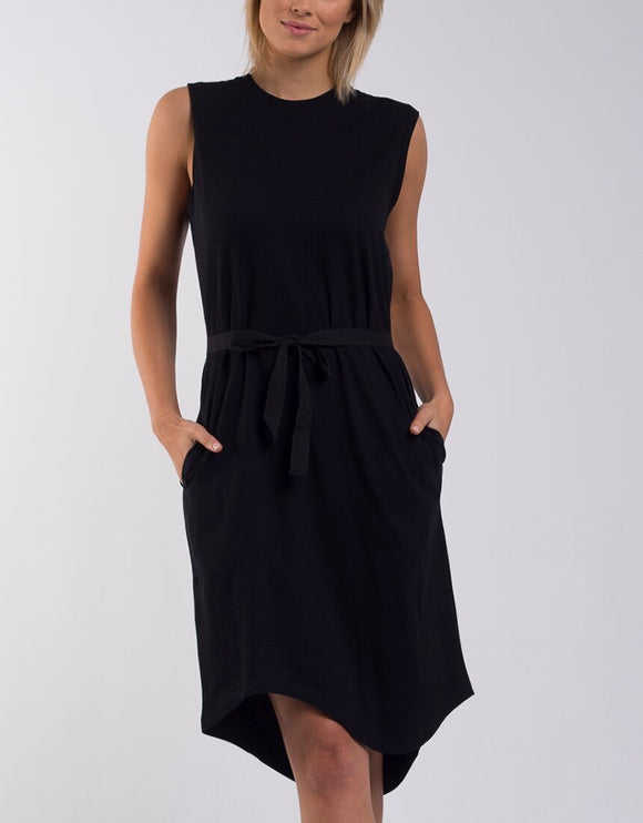 Jimbaran Bay Dress - Black