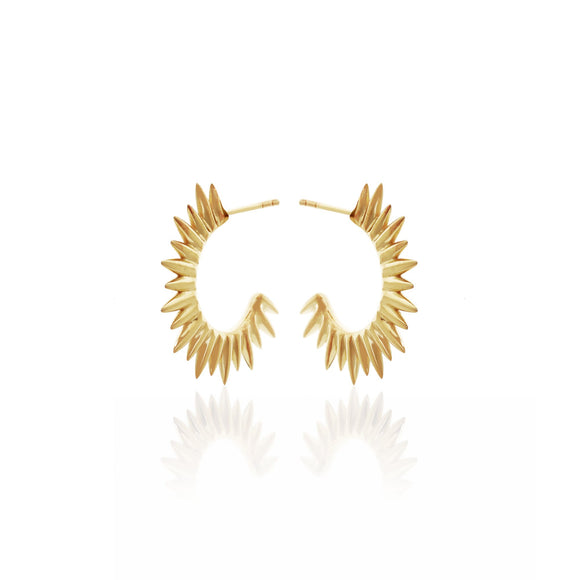 Radiance Earrings - Gold