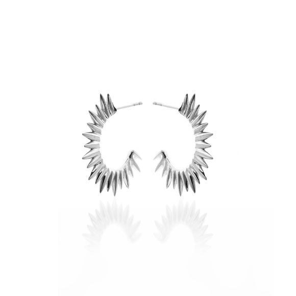 Radiance Earrings - Silver