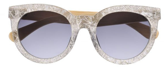 Thread Sunglasses - Gold Thread