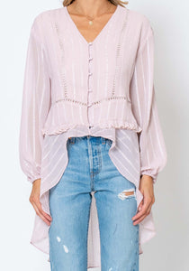 Affair Blouse - Pink