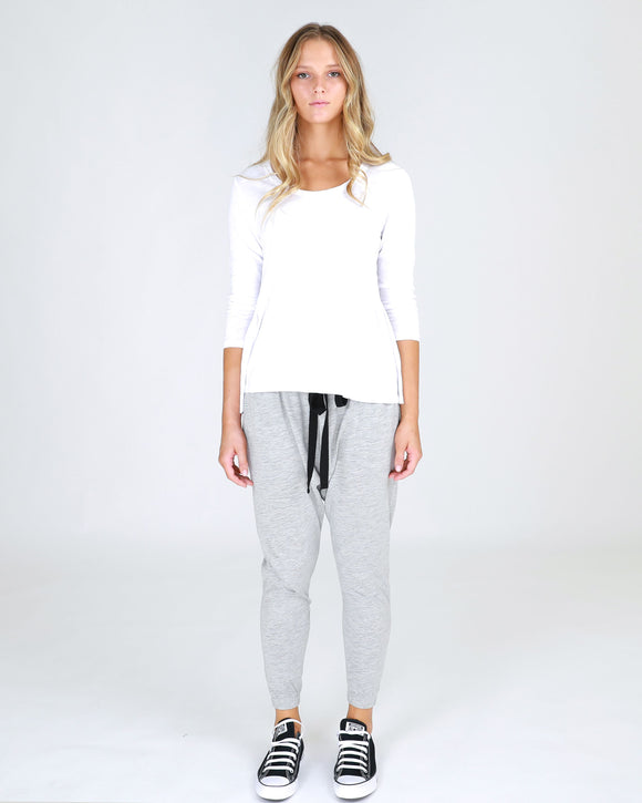 Bondi Pants - Marle Grey
