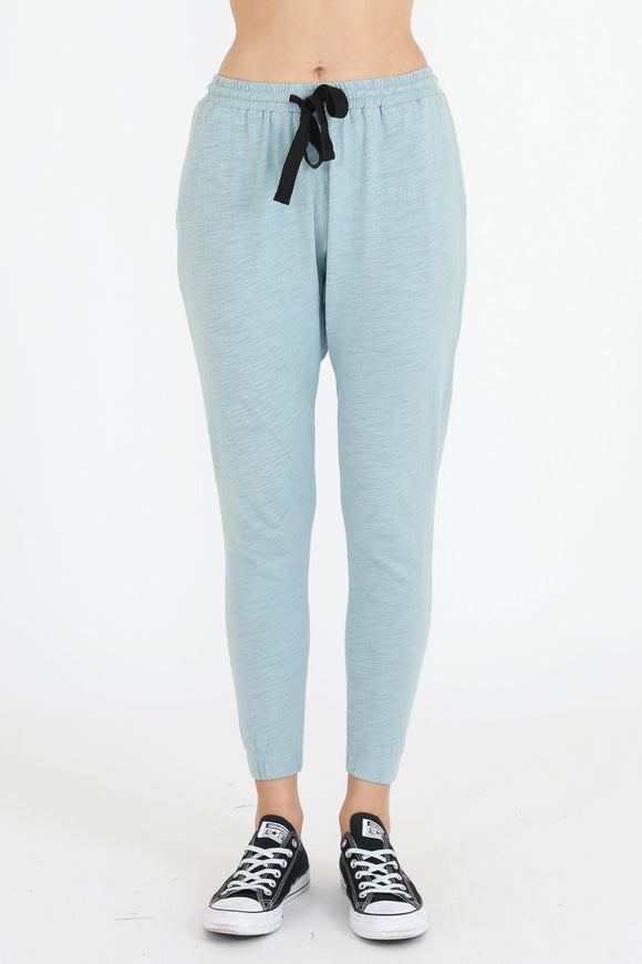 Bondi Pants - Mint Blue