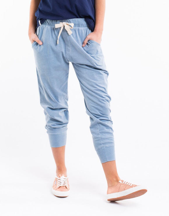 Wash Out Pant - Washed Blue