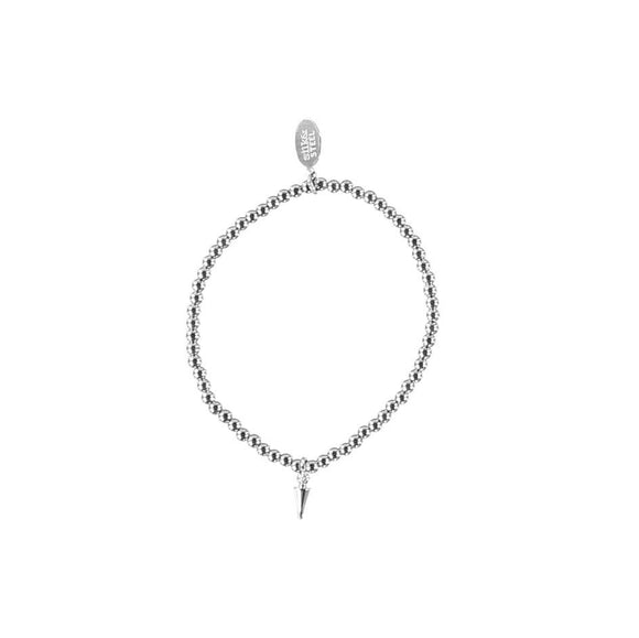 In The Detail Bracelet - Silver
