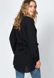 Legend Blouse - Black