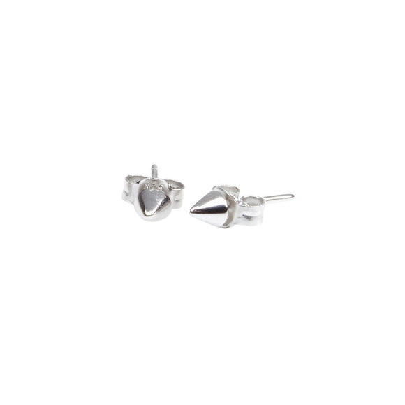 Stealing Beauty Earrings - Silver