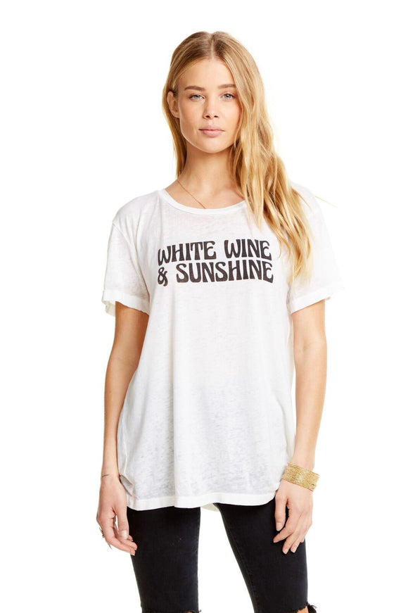 Wine & Sunshine Tee