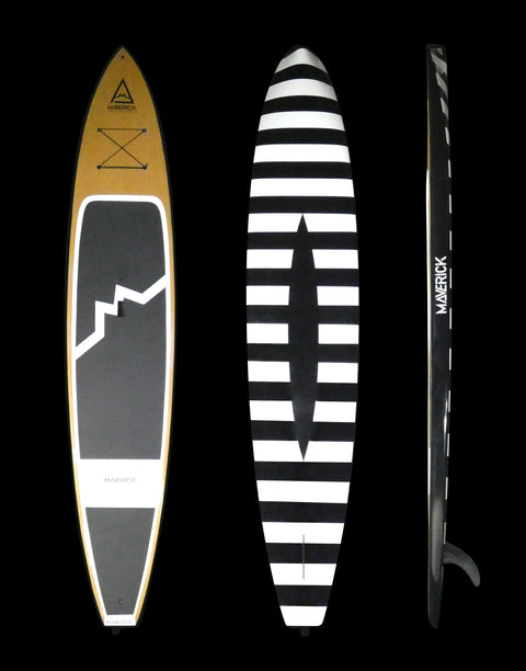 Blackwater Crossover SUP Board - Race SUP - Tour SUP - Stand Up Paddle Board (SUP Board) - Maverick SUP Co.