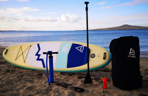 AirMaverick Stealth Inflatable SUP Package