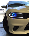 DODGE CHARGER (2015-2018):  FITTED HALOS (RGB)