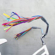 Bike Streamers - Rainbow Bright