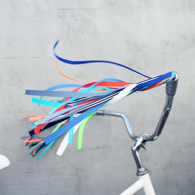 Boys Bike Streamers - Atomic Raygun