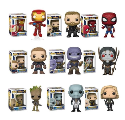 Heroes Funko Pop Collectibles Vol. 1 (20+ Funko Collectibles)