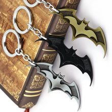 Load image into Gallery viewer, The Hero Store Batman Keychain