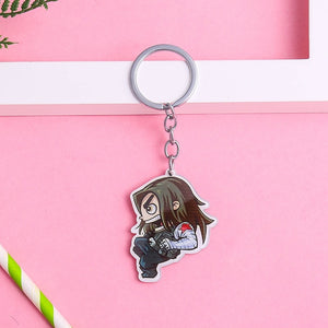 The Hero Store Keychains Vol. 8 (20+ Keychains)