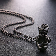 Load image into Gallery viewer, The Hero Store Boxing Glove Necklace