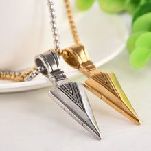 Load image into Gallery viewer, The Hero Store Arrowhead Necklace