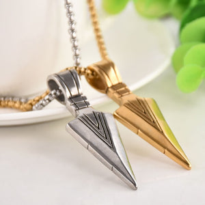 The Hero Store Arrowhead Necklace