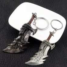Load image into Gallery viewer, The Hero Store GOW Sword Keychains