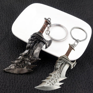 The Hero Store GOW Sword Keychains