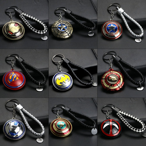 Heroes Keychain Collectibles Vol. 7 (30+ Keychains)