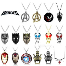 Load image into Gallery viewer, The Hero Store Necklaces Vol. 1 (20+ Necklaces)