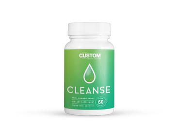 Cleanse — Helps eliminate toxins* - Custom Health Centers