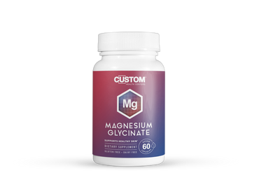 Magnesium Glycinate - Custom Health Centers