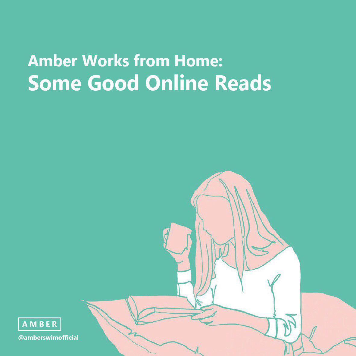 Amber Works from Home: Some Good Online Reads