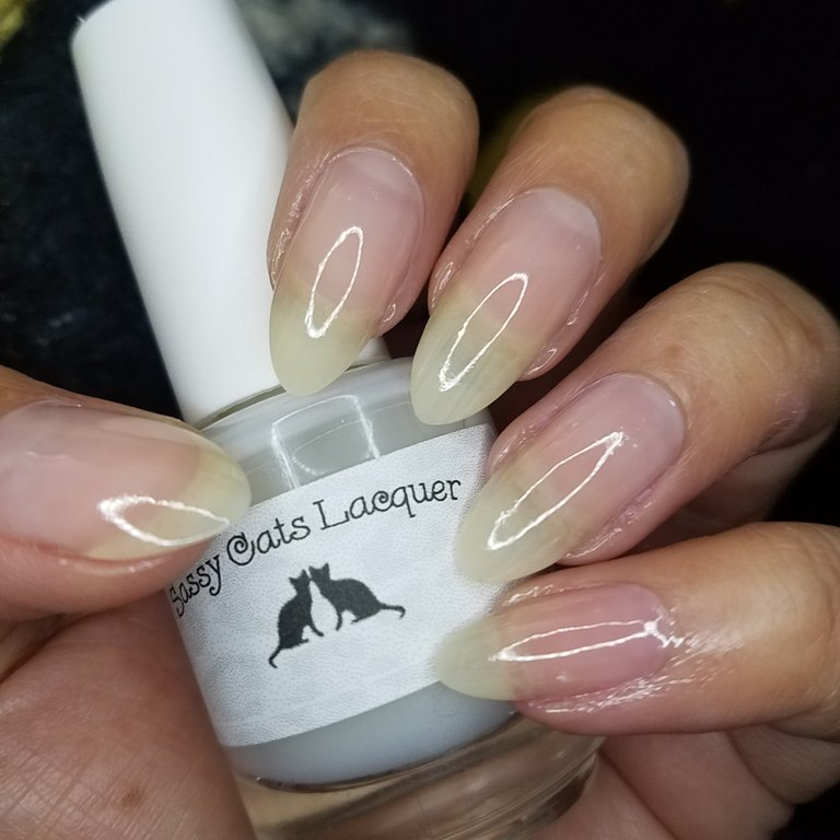 Purrfect base (coat)