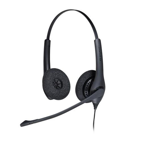 Jabra BIZ 1500 Duo QD/headseth resistente,comodo,noise cance