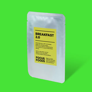 """Breakfast 2.0"" Sachets"