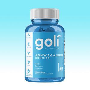 Focus Foods Curated - Goli Ashwagandha Gummies