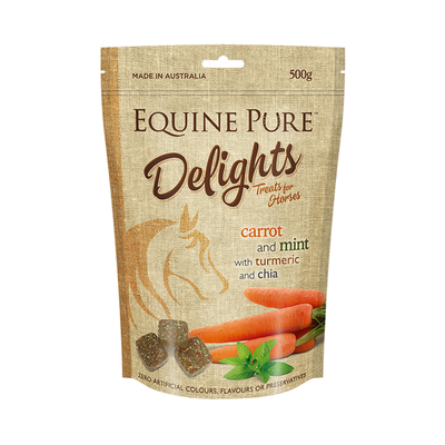 EQUINE PURE DELIGHTS CARROT