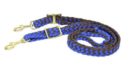 NYLON BRAIDED ADJUSTABLE SPORTING REIN