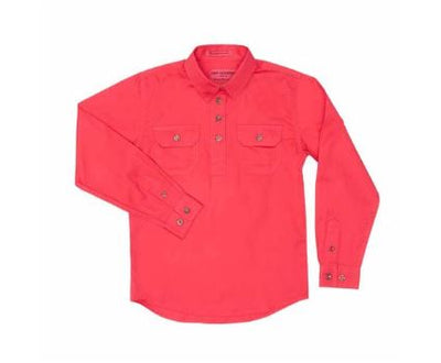 JUST COUNTRY GLS KENZIE WORKSHIRT
