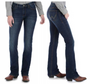 WRANGLER WMNS ULTIMATE RIDING JEAN - WILLOW