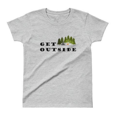 Women's Get Outside Tee