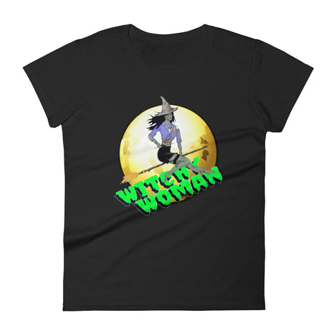 Women's Witchy Woman Tee