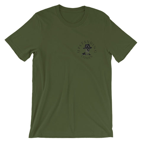 Men's Skully Upstanding Citizen Tee