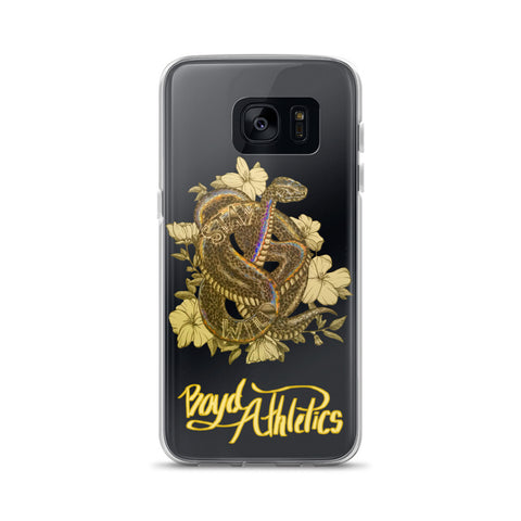 Stay Wild Samsung Case