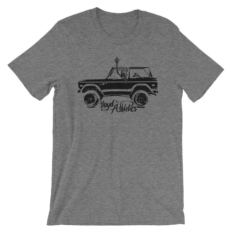 Men's Roadtrip Skully Tee