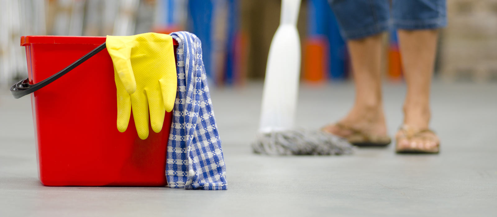 Cleaning your home. Great Tips from Grate Seal