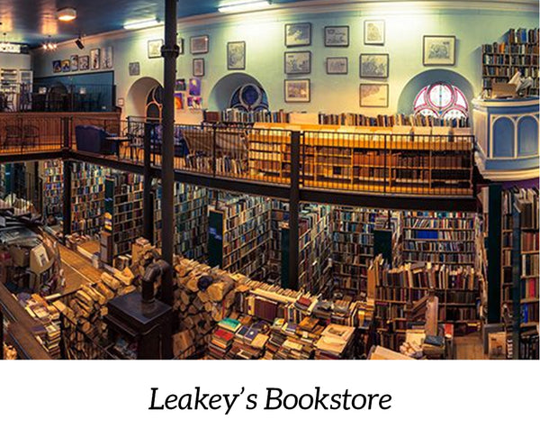 Leakey's Bookstore