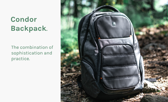 condor backpack