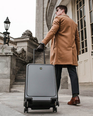Pro Carry-On With Laptop Pocket 20