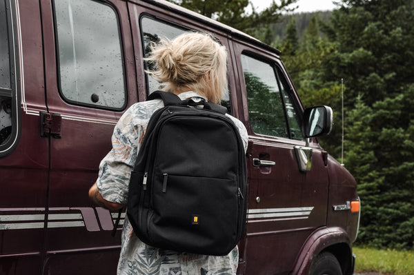 atlas pro laptop backpack